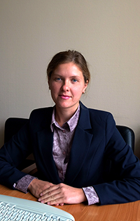 Olena Kizub