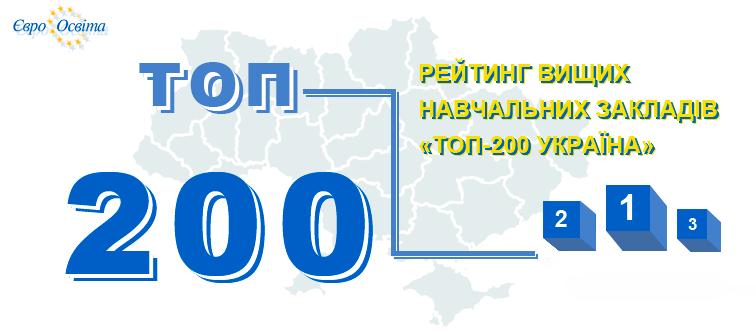 КПІ посів перше місце у рейтингу університетів «Топ-200 Україна»