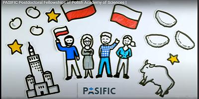 Програма PASIFIC: постдокторські стипендії в інститутах Польської Академії Наук